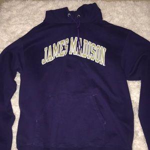 UNISEX JMU champion sweatshirt